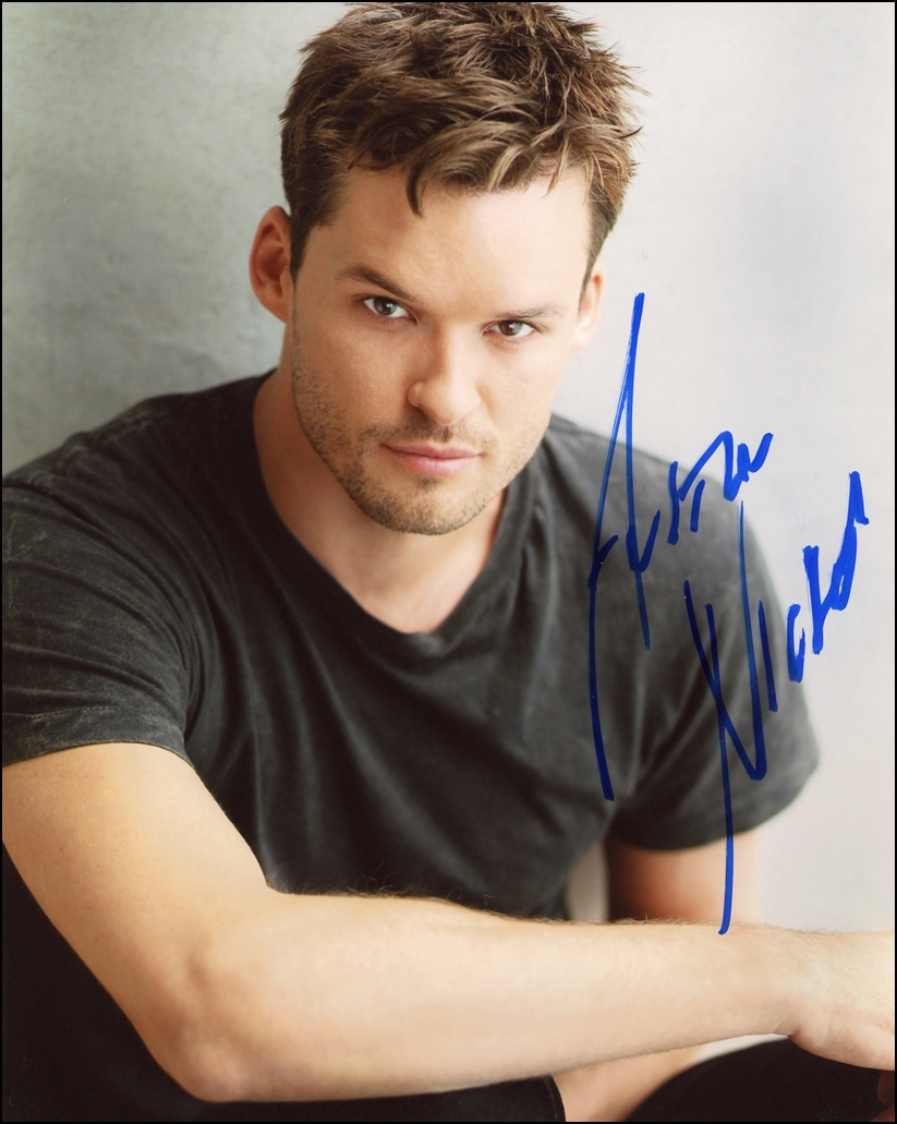 Austin Nichols Signed Photo