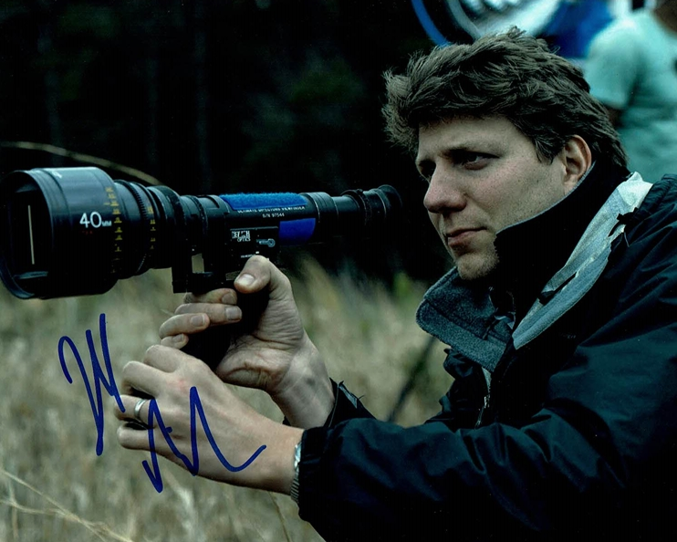 Jeff Nichols Signed Photo
