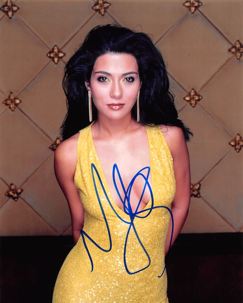 Marisol Nichols Signed Photo