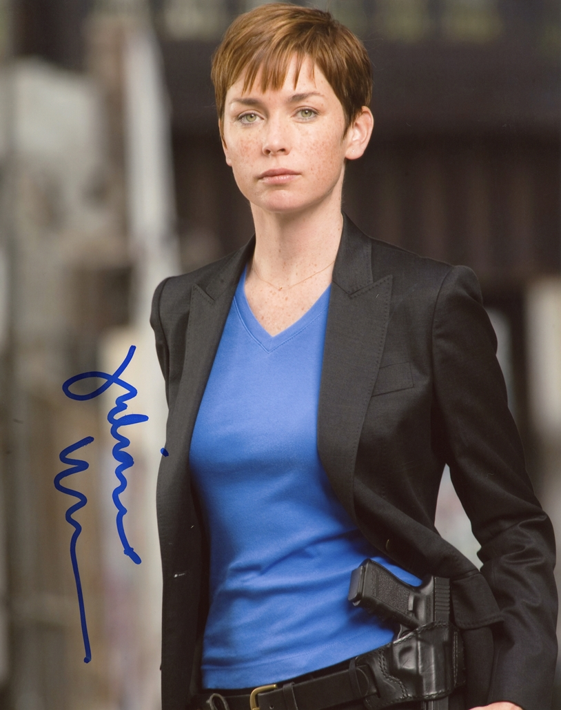 Julianne Nicholson Signed Photo