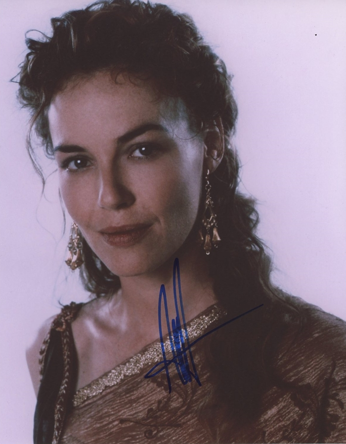 Connie Nielsen Signed Photo