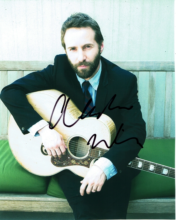 Alessandro Nivola Signed Photo
