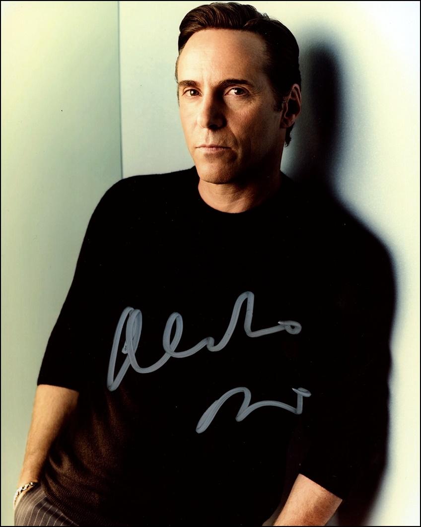 Alessandro Nivola Signed Photo