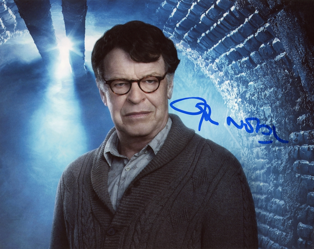 John Noble Signed Photo