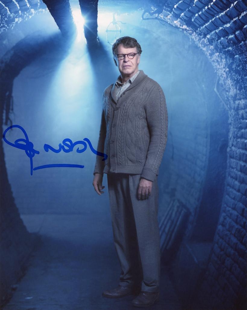 John Noble Signed Photo