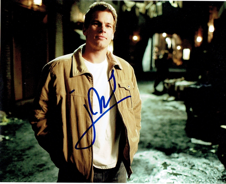 Jonathan Nolan Signed Photo