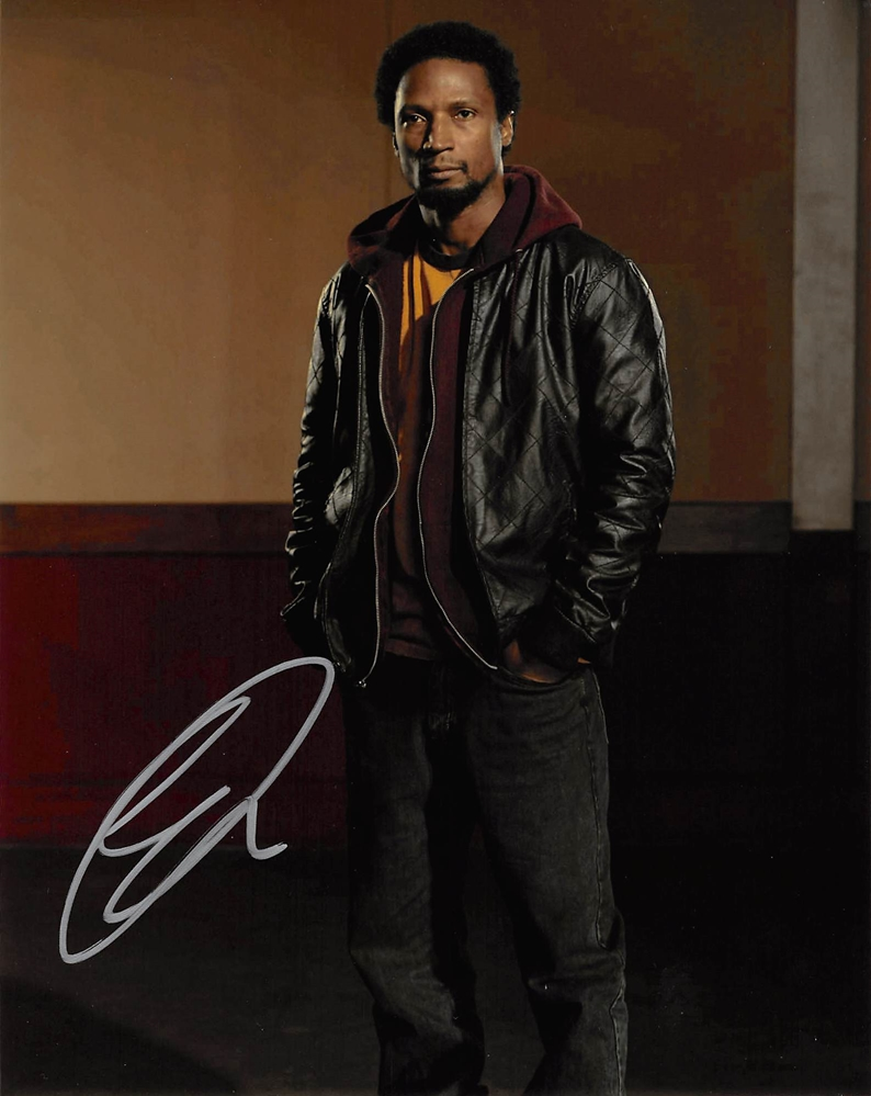 Elvis Nolasco Signed Photo