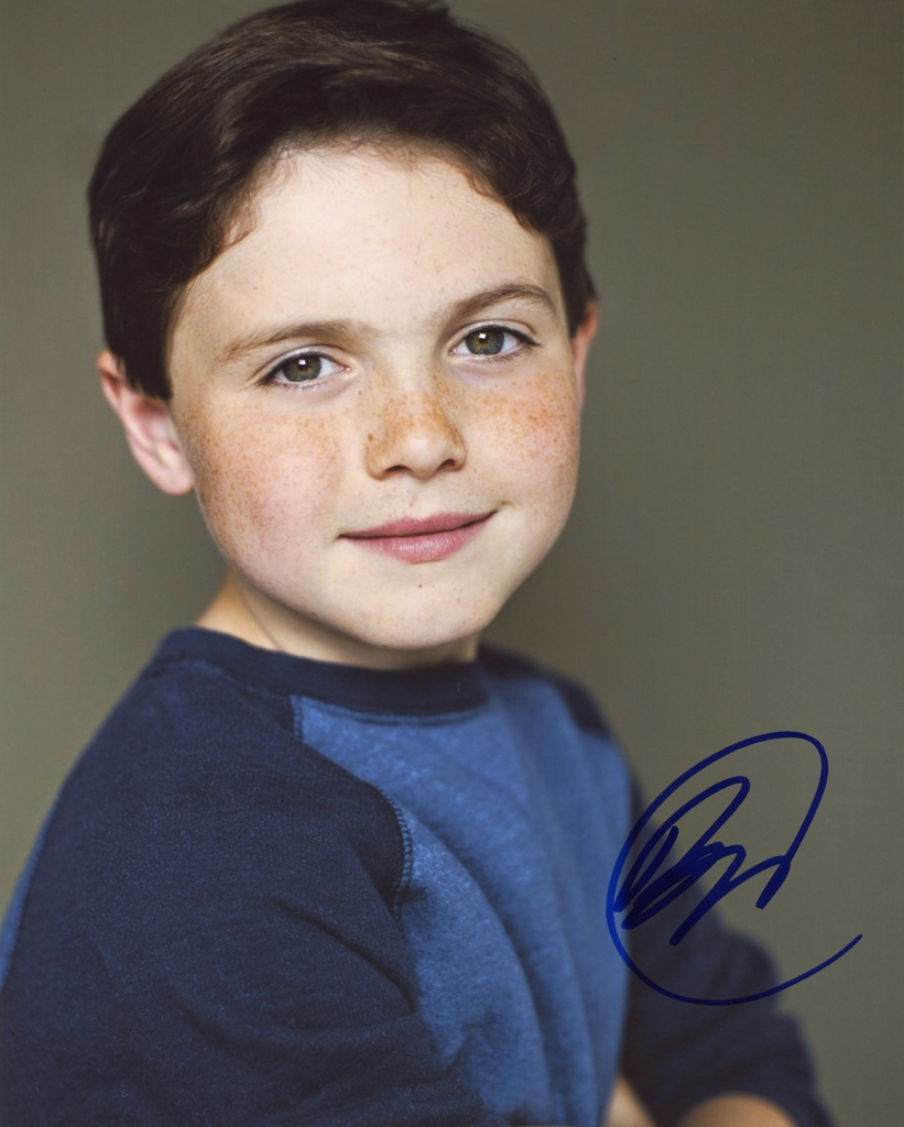 Brady Noon Signed Photo