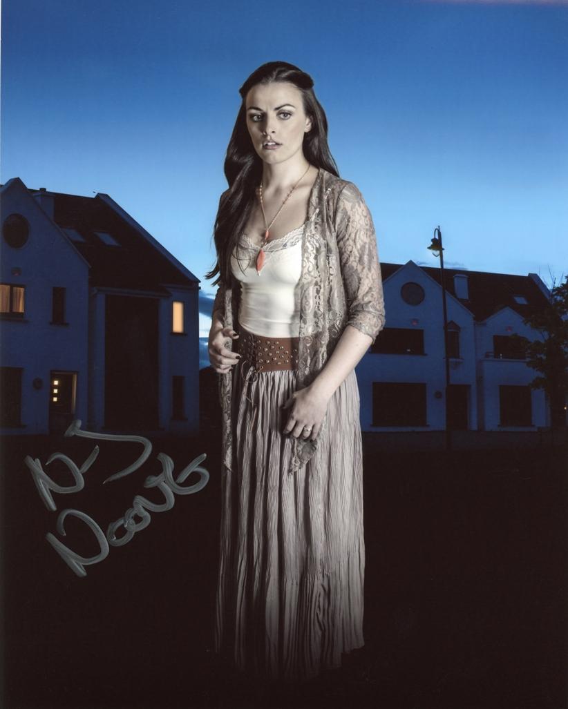 Nora-Jane Noone Signed Photo