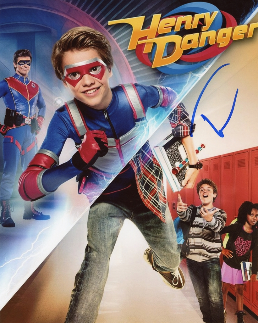 Jace Norman Signed Photo