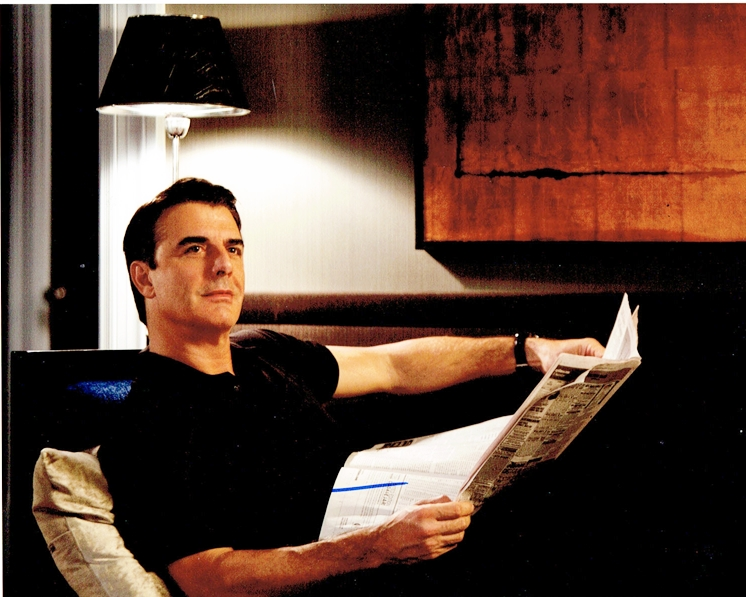 Chris Noth Signed Photo