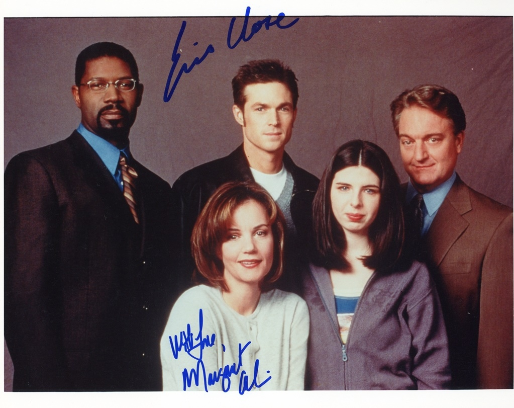 Now and Again Signed Photo