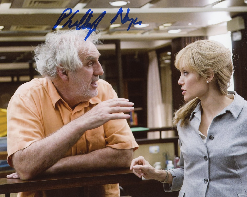 Phillip Noyce Signed Photo