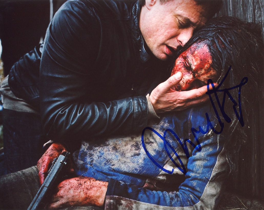 Michael Nyqvist Signed Photo