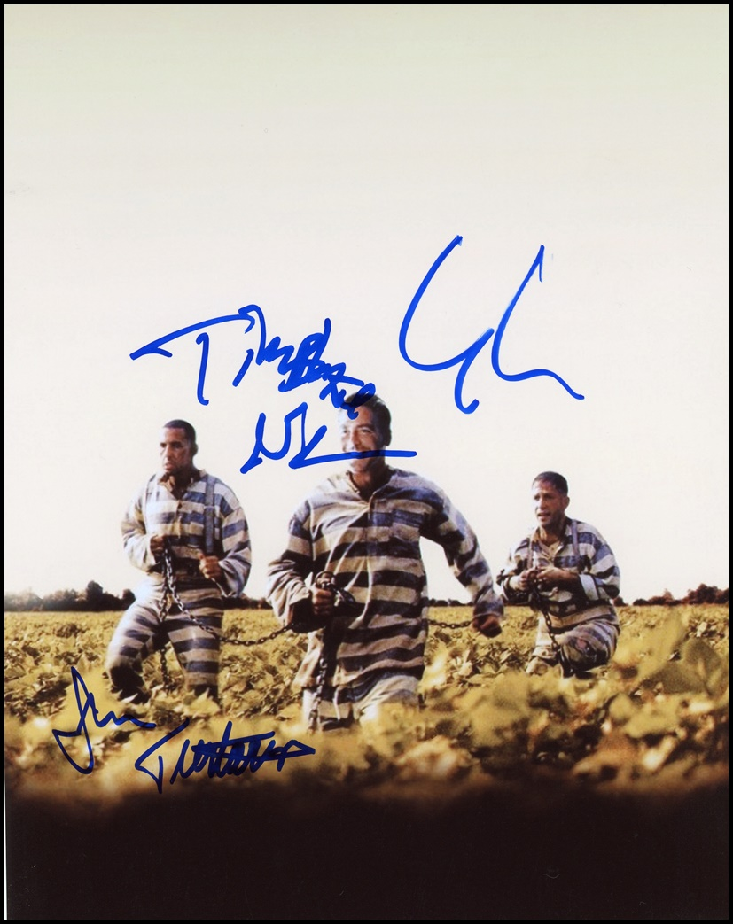 O Brother Signed Photo