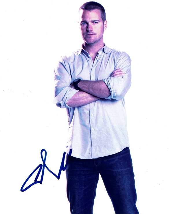 Chris O'Donnell Signed Photo