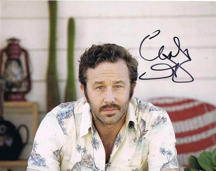Chris O'Dowd Signed Photo
