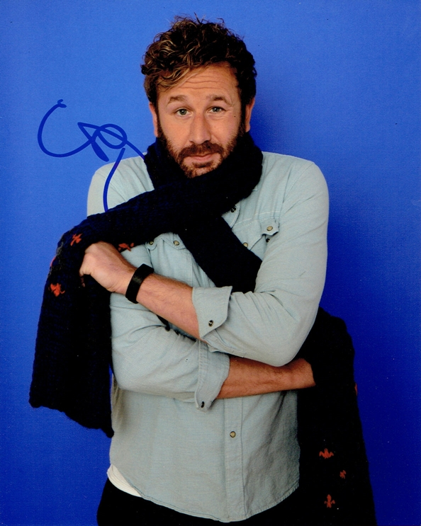 Chris O'Dowd Signed Photo