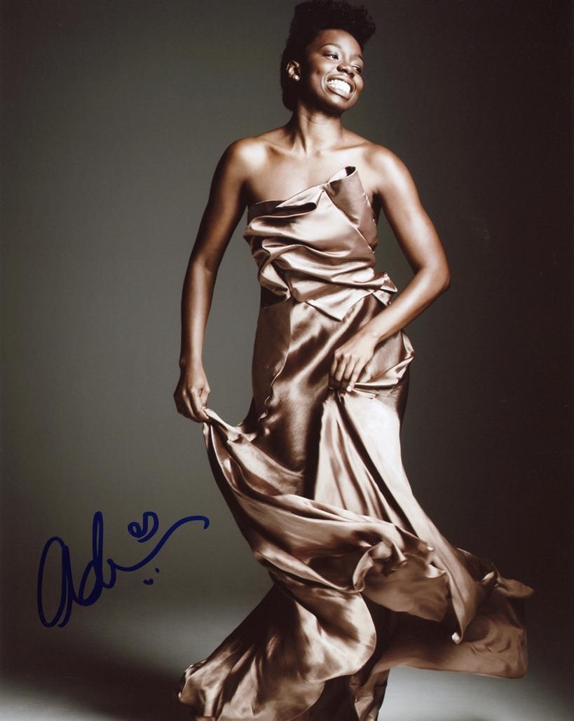 Adepero Oduye Signed Photo
