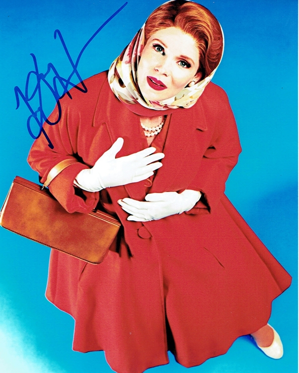 Kelli O'Hara Signed Photo