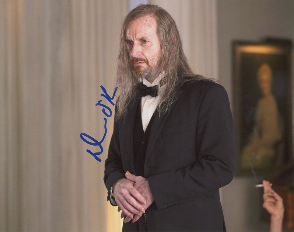 Denis O'Hare Signed Photo