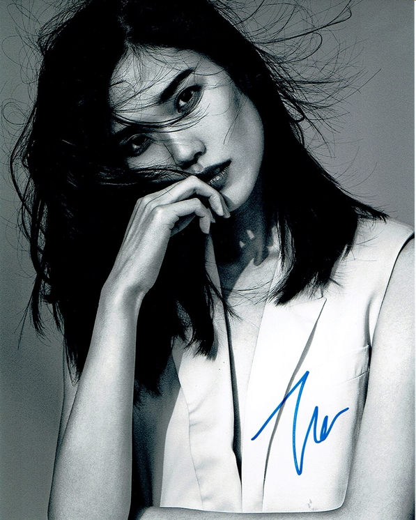 Tao Okamoto Signed Photo