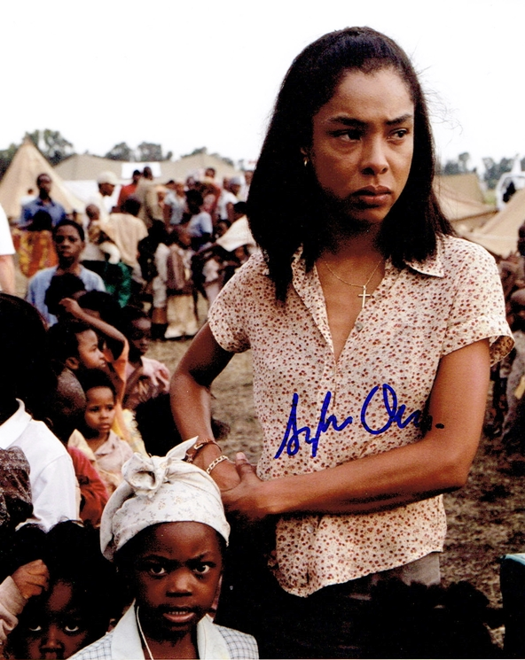 Sophie Okonedo Signed Photo