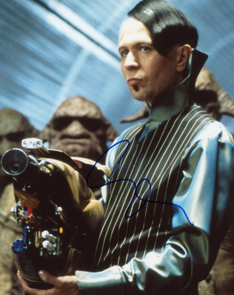 Gary Oldman Signed Photo