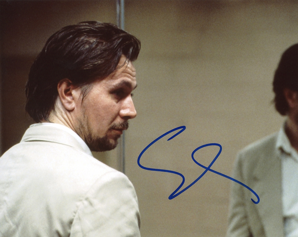 Gary Oldman Signed Photo