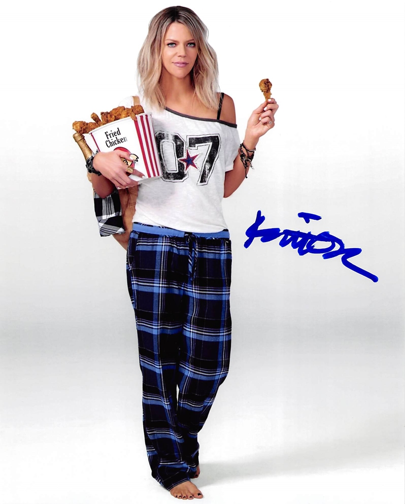 Kaitlin Olson Signed Photo