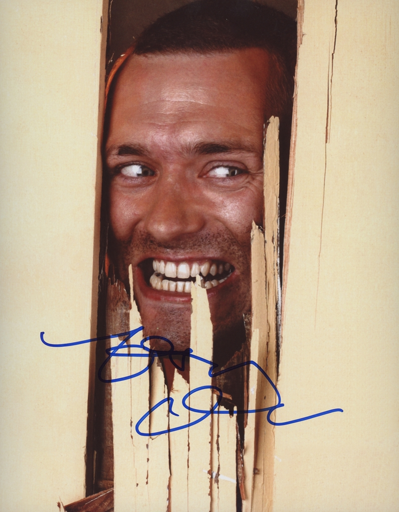 Jason O'Mara Signed Photo