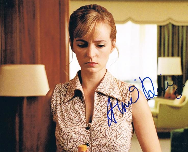 Ahna O'Reilly Signed Photo