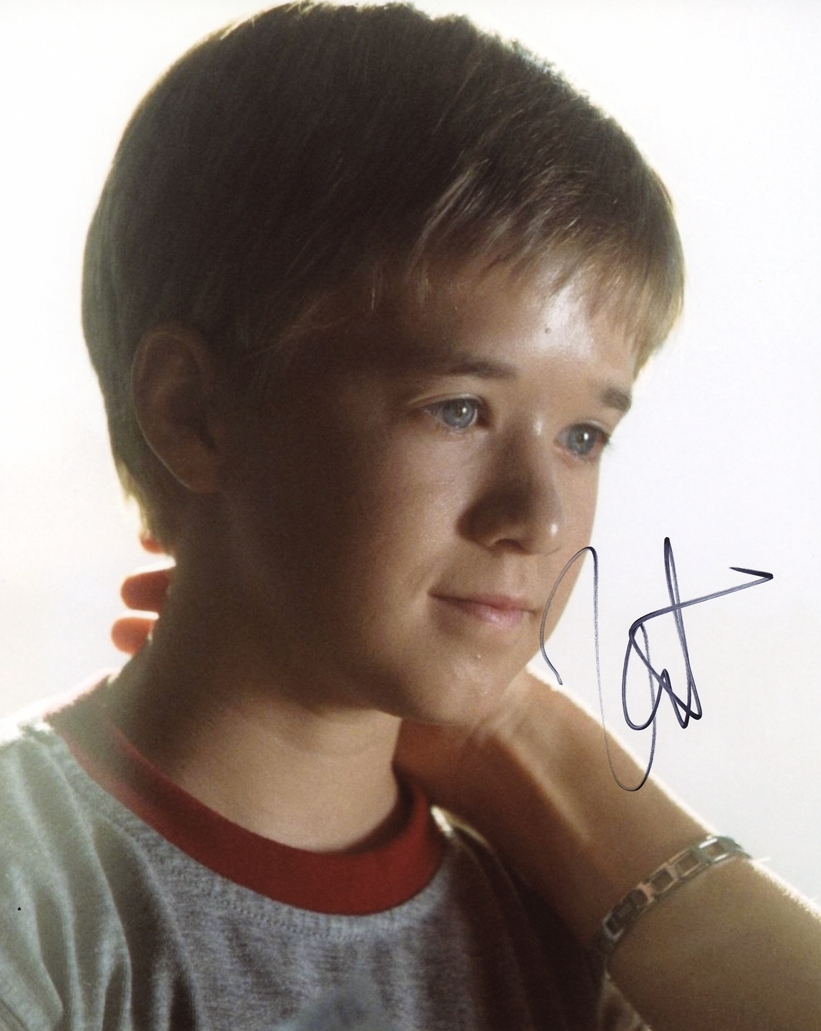 Haley Joel Osment Signed Photo