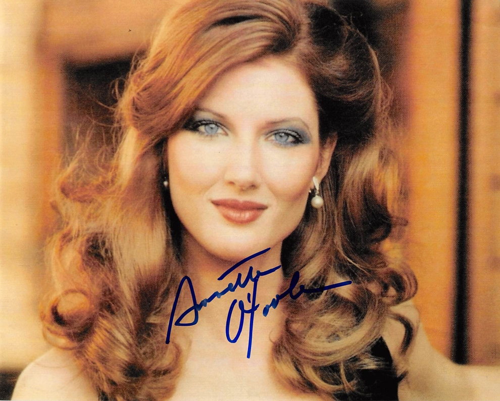 Annette O'Toole Signed Photo