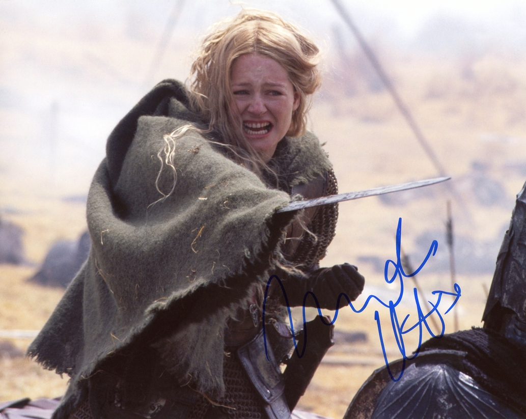 Miranda Otto Signed Photo