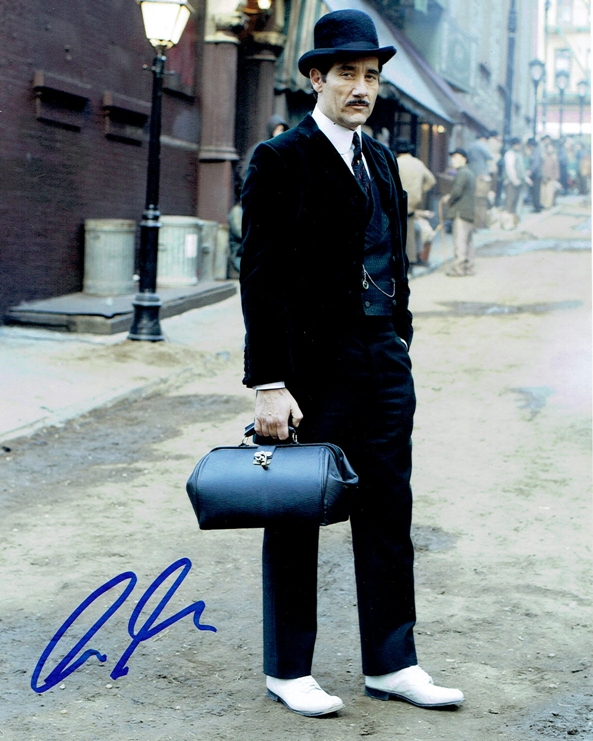 Clive Owen Signed Photo