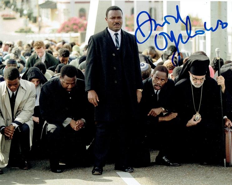 David Oyelowo Signed Photo