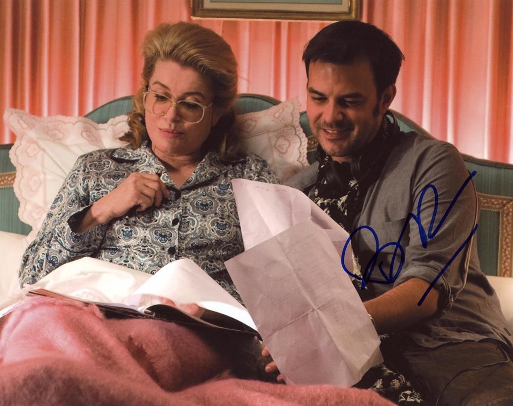 Francois Ozon Signed Photo