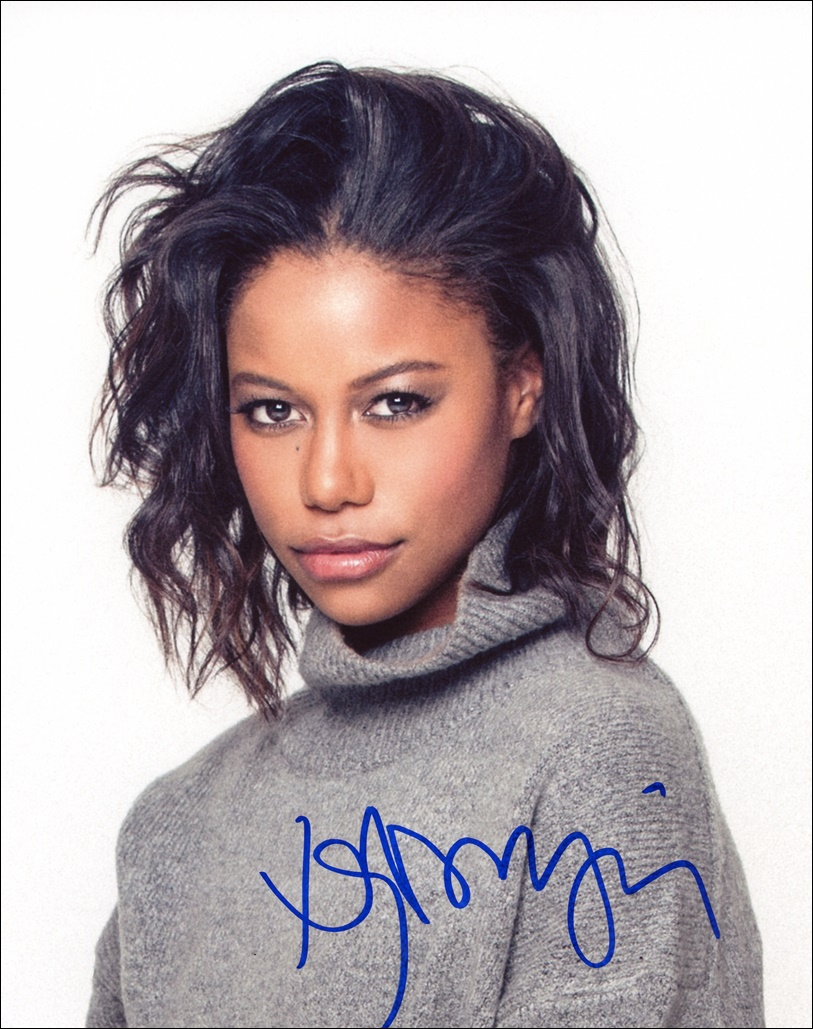 Taylour Paige Signed Photo
