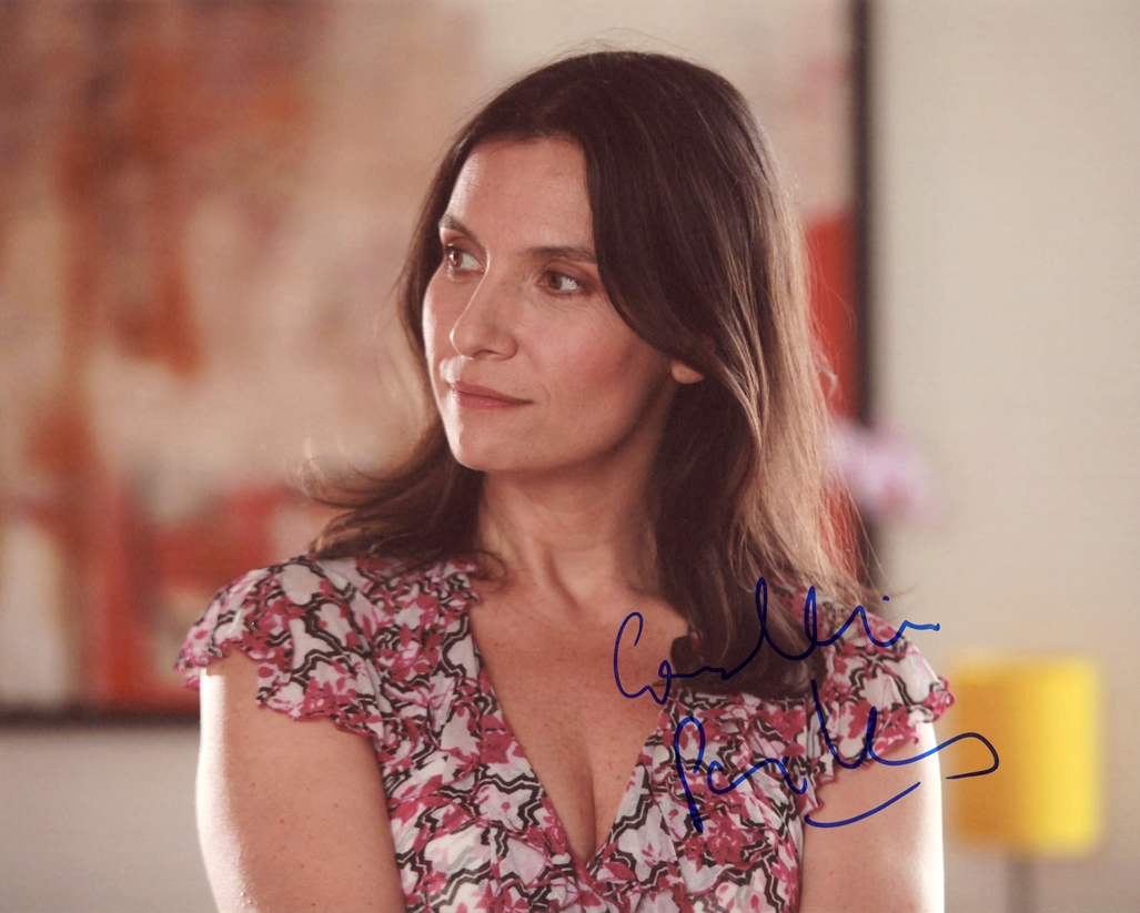 Geraldine Pailhas Signed Photo