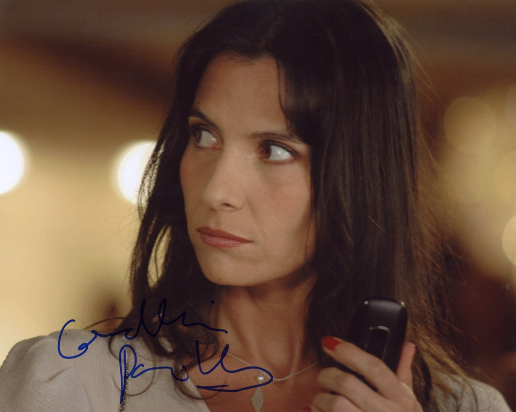 Geraldine Pailhas Signed Photo