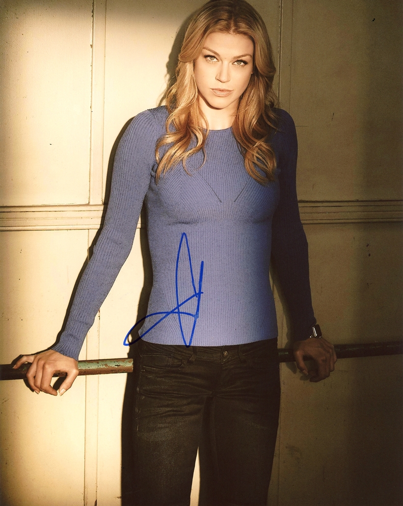 Adrianne Palicki Signed Photo