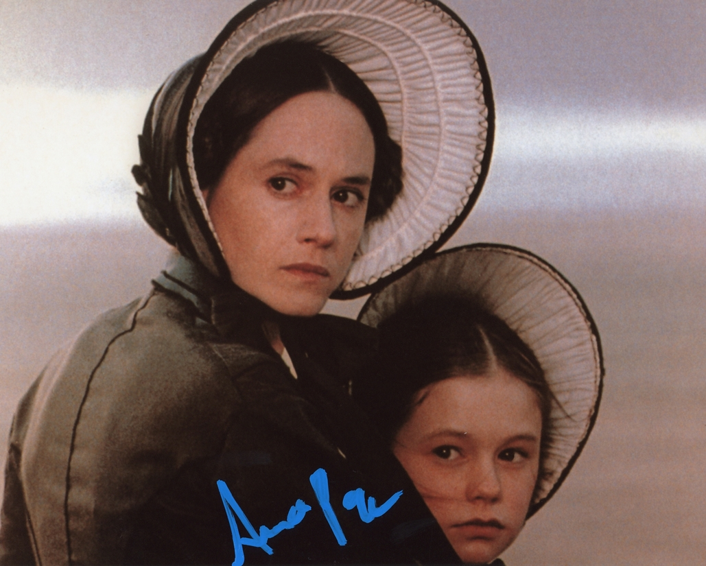 Anna Paquin Signed Photo