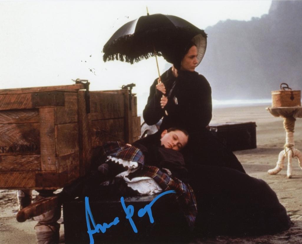 Anna Paquin Signed Photo