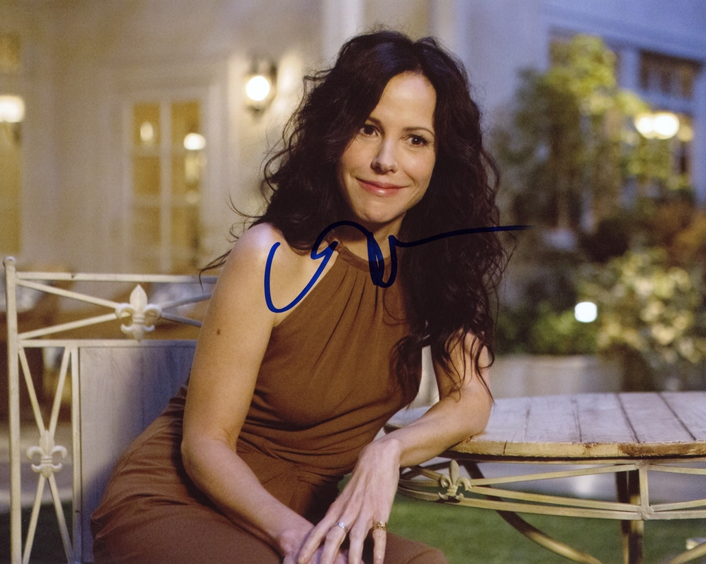 Mary Louise Parker Signed Photo