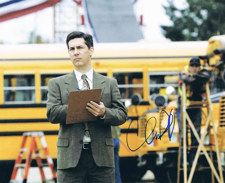 Chris Parnell Signed Photo
