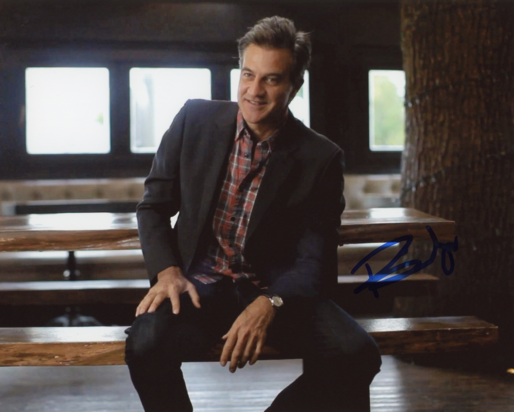 Ross Partridge Signed Photo