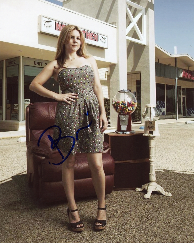 Brandi Passante Signed Photo
