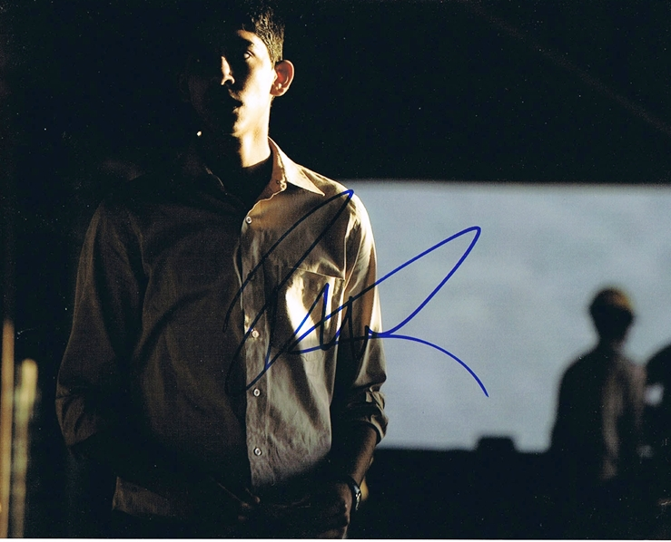 Dev Patel Signed Photo