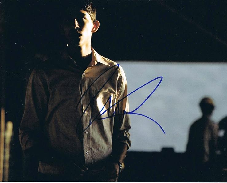 Dev Patel Signed Photo